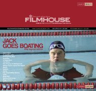 New releases - Filmhouse