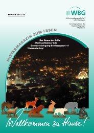 Ausgabe Winter 2011/12 als. PDF herunterladen - bei der ...