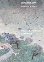 Landschaft unter Druck – 2. Fortschreibung - news.admin.ch