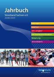 Jahrbuch - Skiverband Sachsen eV