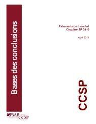 B ases des conclusions - Normes d'information financière et de ...
