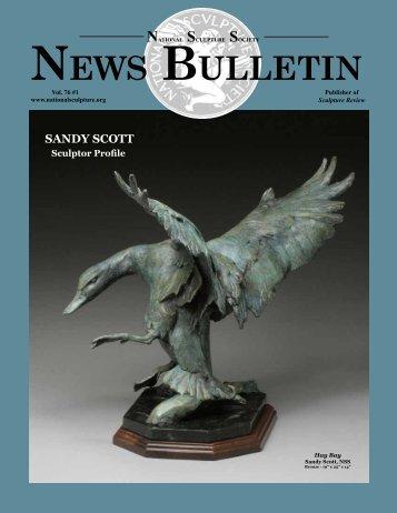 NEWS BULLETIN - the National Sculpture Society