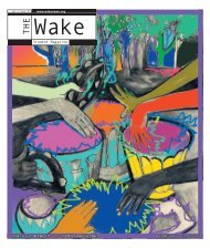 Student Magazine - The Wake