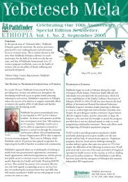 Celebrating Our 10th Anniversary Special Edition Newsletter, Vol. 1 ...