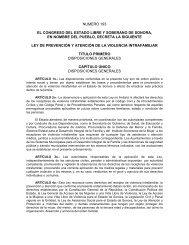 Ley de Prevención y Atención de la Violencia Intrafamiliar