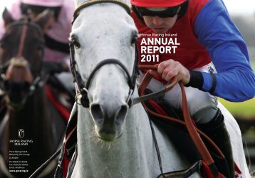 ANNUAL REPORT 2011 - Horse Racing Ireland