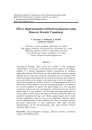 FPGA Implementation of Electrooculogram using Discrete Wavelet ...