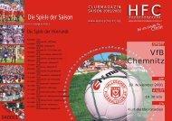 Autobasar Halle - Hallescher Fussballclub eV