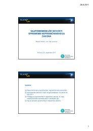 (Microsoft PowerPoint - Bojana Verbec [Zdru\236ljivostni ... - Planet GV