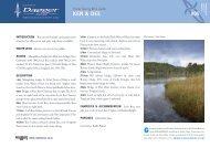 05 Ken & Dee Canoe Touring Guide - Canoe & Kayak UK