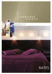 PDF price list - Lenkerhof Alpine Resort