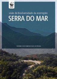 Visão de Biodiversidade da Ecorregião Serra do Mar