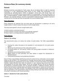 Impact Assessment - Ministry of Justice - Page 5