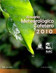 Introduccion Anuario 2010 - Cenicafé