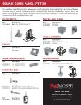 GLASS PANEL SYSTEMS - Morse Industries - Page 4