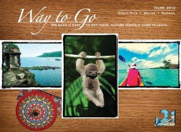 Belize - Way To Go