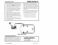 BARREL RACING (1) - FarmTek
