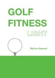 Golf fitness Light - Marina Aagaard