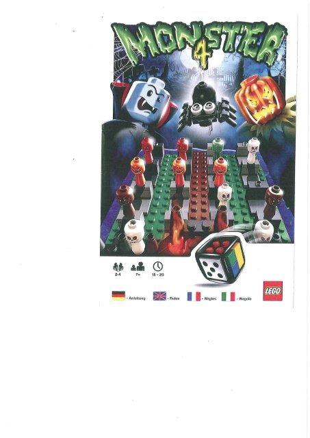 4 3837 Notices Jouets Monster De Mes Lego stQBhxrdC
