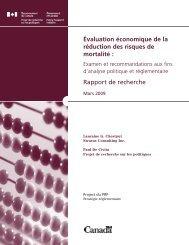 Version PDF (356 KB, 77 pages) - Horizons de politiques
