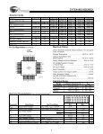 256 x 9, 512 x 9, 1K x 9, 2K x 9, 4K x 9 Cascadable FIFO - Page 2