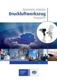 Katalog für Druckluftwerkzeuge (PDF, 2MB) - AGRE Kompressoren