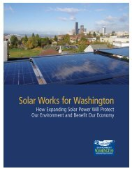 Solar Works for Washington.pdf - Frontier Group