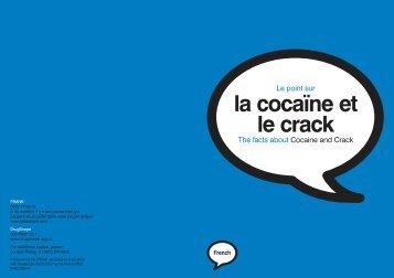 la cocaïne et le crack - DrugScope
