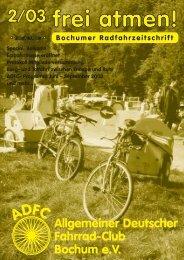 Special: Balkan!!! - Allgemeiner Deutscher Fahrrad Club ...