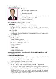 Miguel Maya Dias Pinheiro - Millennium bcp