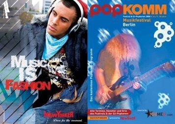 Musikfestival Berlin - Tip Berlin