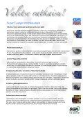 Gorman-Rupp T-sarjan pumpun ominaisuudet ... - SGN Tekniikka Oy - Page 2