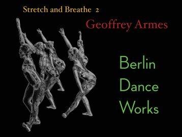 booklet - Geoffrey Armes