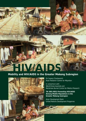 MOBILITY AND HIV/AIDS - AIDS Data Hub
