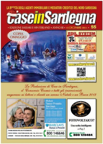 CaseinSardegna N¡55 - Caseinsardegna.it