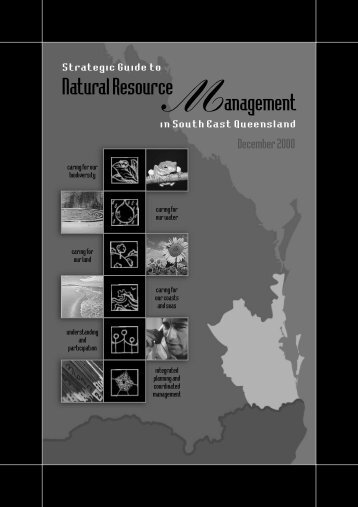 December 2000 Version SEQ Natural Resource Management ...