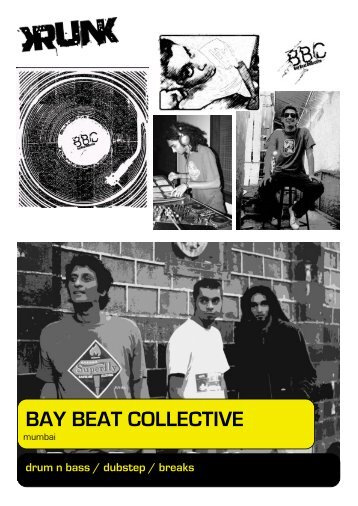 book Bay Beat Collective - Krunk