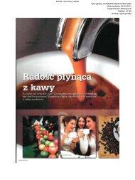 Czytaj więcej... Poradnik Restauratora, 1 IX 2012, Radość ... - Mokate
