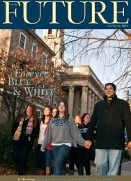 Blue Forever & White - Giving to Penn State