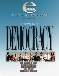 Foundation of Democracy - Embassy of the United States