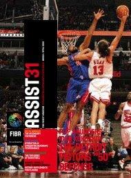 """THE DETROIT PISTONS """"50"""" DEFENSE - FIBA.com"""