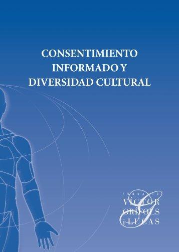 Consentimiento informado y diversidad cultural - Bioética