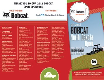 Bobcat Brochure with Sponsorship Card.pdf - The Village Family ...