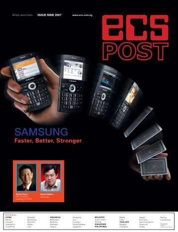 SAMSUNG - ECS Holdings Limited