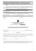 modulo ISCRIZIONE LONGHENA 2011-2012 - Scuola Primaria ... - Page 2
