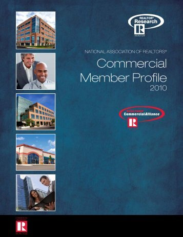 commercial Member Profile - Mississippi Association of REALTORS