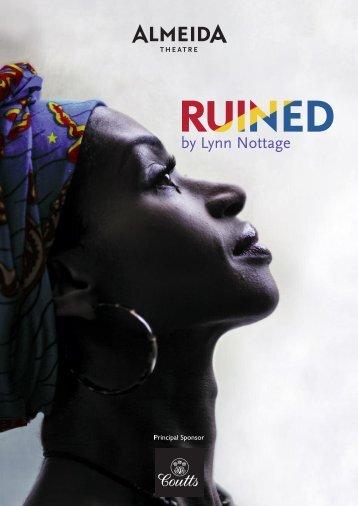by Lynn Nottage - Almeida Theatre