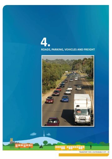 roads, parking, vehicles and freight - Transport for Canberra - ACT ...