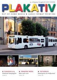 transport media - APG SGA