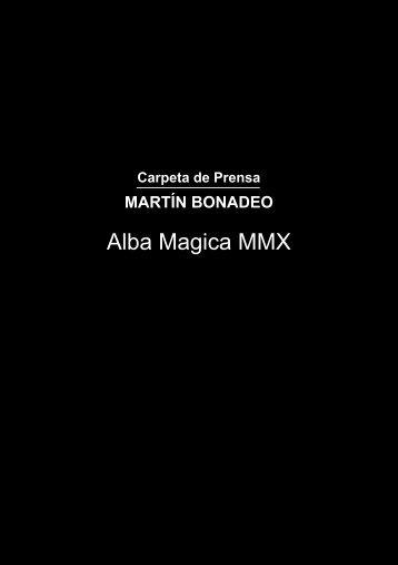 Prensa / Press - Martín Bonadeo